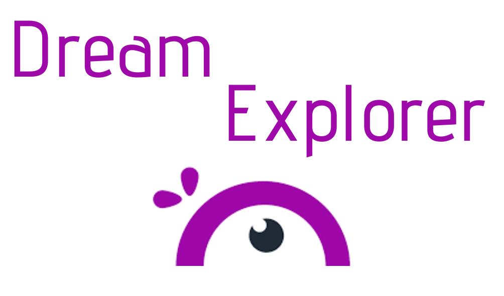 dream explorer webiste ontwikkelen